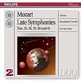 Staatskapelle Dresden Mozart: Symphonies Nos.35, 38, 39, 40 & 41