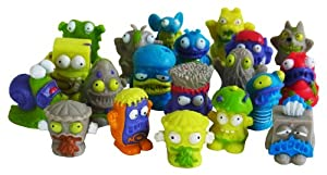 The Trash Pack 20 figuras (diferentes personajes solo, la selección aleatoria)