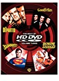 Cover art for  The Best of HD DVD, Vol. Three (Blazing Saddles / The Departed / GoodFellas / Superman: The Movie)