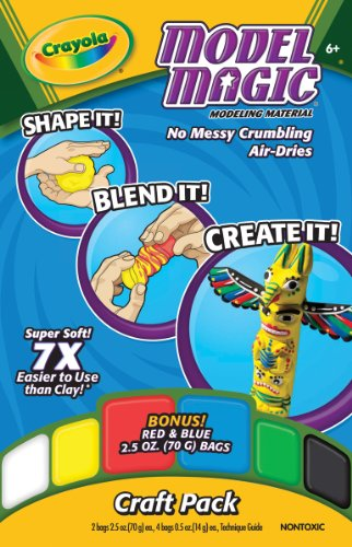 Crayola Model Magic Craft Pack - 1