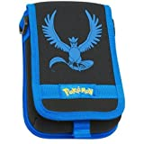 HORI Nintendo 3DS Pokemon Articuno Travel Pouch - Blue - 3DS-506U