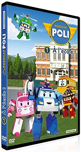 Robocar Poli - 1 - À L'école !