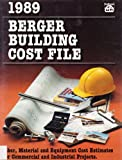 img - for Berger Building Cost File-89 book / textbook / text book
