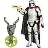 Star Wars The Force Awakens 3.75-Inch Forest Mission Captain Phasma Figure