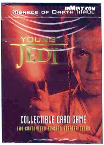 Star Wars Young Jedi: Menace of Darth Maul Starter Deck