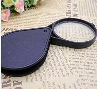 Liroyal Eyeglasses Jeweler Magnifying Glass Loupe by Liroyal