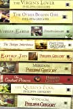 9  Novels By Philippa Gregory