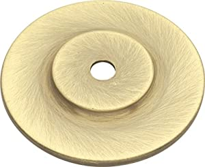 Hickory Hardware P274-AB 1-1/2-Inch Cavalier Back Plate, Antique Brass
