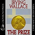 The Prize Audiobook by Irving Wallace Narrated by Gavin Bruce