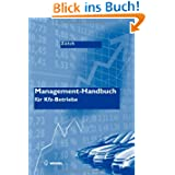 Management-Handbuch für Kfz-Betriebe