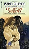 Of Love and Shadows (0553273604) by Isabel Allende