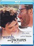 Image de words and pictures (blu ray)