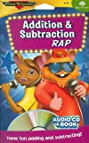 Addition & Subtraction Rap [With Paperback Book] (Rock 'n Learn)