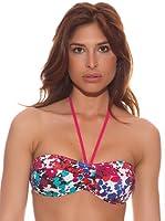 R&S Fashion Sujetador Bikini Liu (Multicolor)