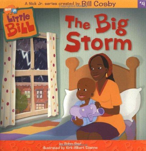 The Big Storm (Little Bill (8x8))