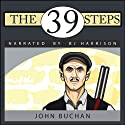 The 39 Steps (       UNABRIDGED) by John Buchan Narrated by B. J. Harrison