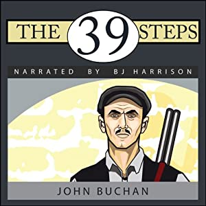 The 39 Steps Hörbuch