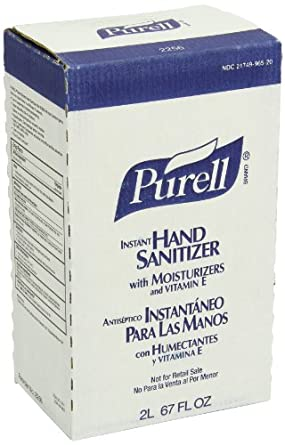 PURELL Advanced Instant Hand Sanitizer, Refill