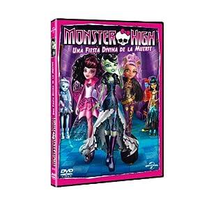 Monster High: Una Fiesta Divina De La Muerte [DVD]