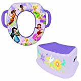 Disney Soft Potty and Step Stool Combo Set, Pixar Cars