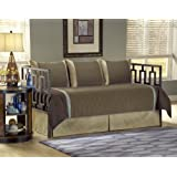Paramount Stockton 5-Piece Daybed Ensemble, Twin