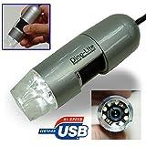 Dino-Lite Digital Microscope (USB2.0) 10x~200x Magnification (Color: Digital Microscope)