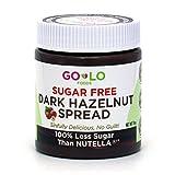 Go Lo Foods Dark Hazelnut Spread, 11 Ounce