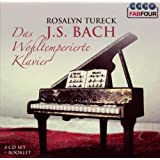 Bach: Das Wohltemperierte Klavier - The Well Tempered Clavier