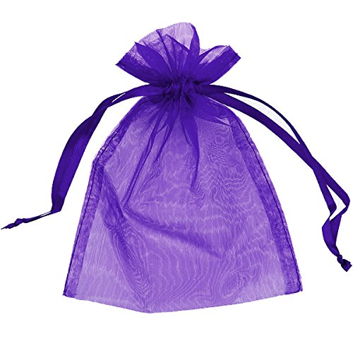 100-organza-bags-10cm-x-14cm-wedding-favour-bags-gifts-jewellery-favours-15-colours-available-cadbur