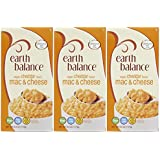 Earth Balance Vegan Mac & Cheese - Cheddar - 6 oz - 3 pk