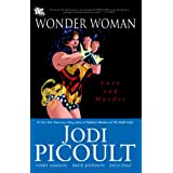 Wonder Woman: Love and Murder SCpar Jodi Picoult