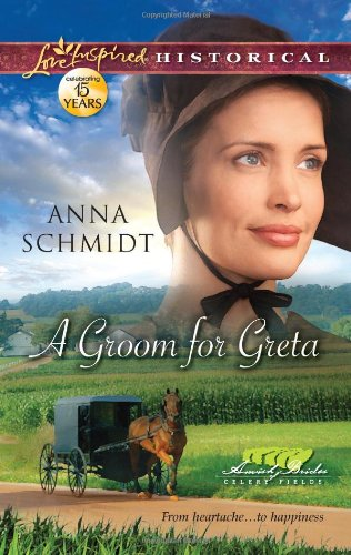 Image of A Groom for Greta (Love Inspired Historical)