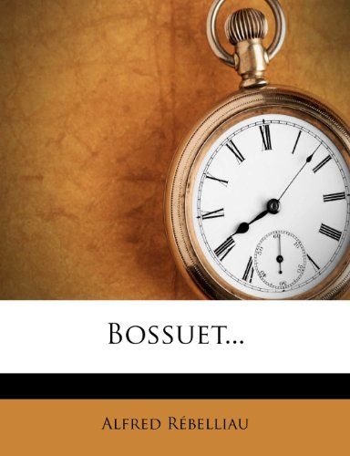 Bossuet...