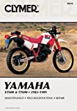 E. Scott Clymer Yamaha XT 600 & TT600, 1983-89: Service Repair Maintenance