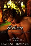 Believe: A Single Title from Dreams & Desires, vol. 4