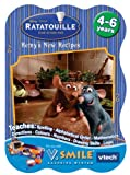 Vtech VSmile Disney Pixar Ratatouille Learning Game
