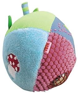 Haba Mushroom Ball Clutching Toy