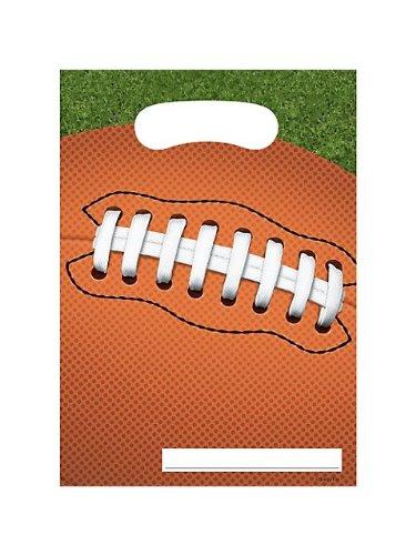 Football Loot Bags Pkg/8