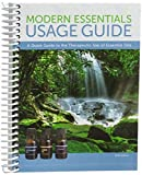 img - for Mini Modern Essentials Usage Guide 6th Edition, a Quick Guide to the Therapeutic Use of Essential Oils book / textbook / text book