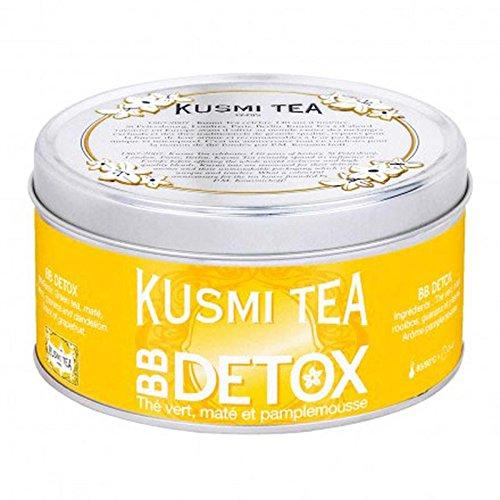 KUSMI TEA クスミティー BBデトックスティ 125g缶 [正規輸入品]