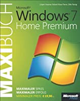 Microsoft Windows 7 Home Premium – Das Maxibuch Front Cover