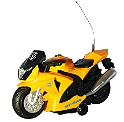 Toyzstation Remote Control Simulation Bike with 360 Degree Wheel Spin