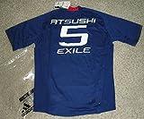 EXILE adidas JFA サッカー 日本代表 ATSUSHI ユニフォーム L O
