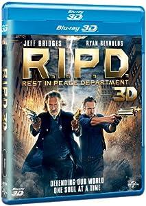 Amazon.com: R.I.P.D. (Blu-ray 3D): Robert Schwentke, Neal H. Moritz
