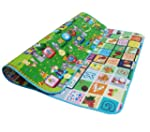 Fuloon - Tapis de jeux Double-face Ha...