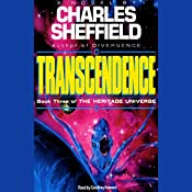 Transcendence: Book 3 of The Heritage Universe | Charles Sheffield