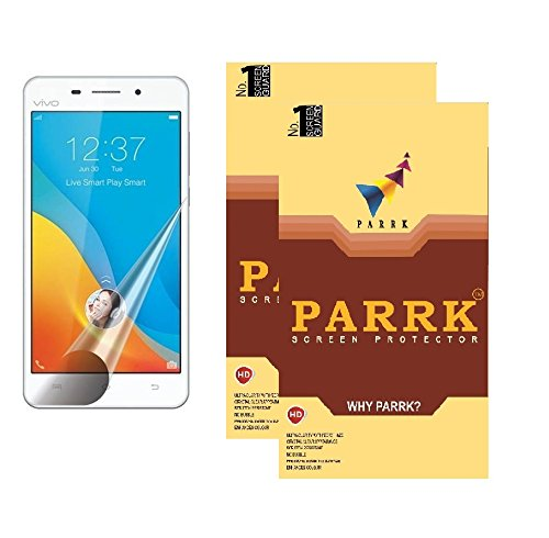 PARRK Diamond & Matte Combo Screen Guard for Vivo Y15  available at amazon for Rs.189