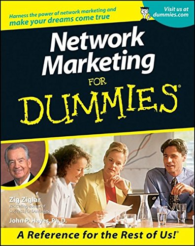 Network Marketing for Dummies (Business)