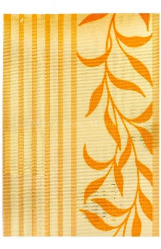 Style My Garden 4er Tischset Gelb/Orange Farn 45×30 cm (H5/8) online bestellen