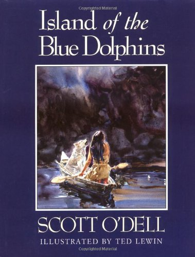 an analysis of the main characters in island of the blue dolphins by scott odell